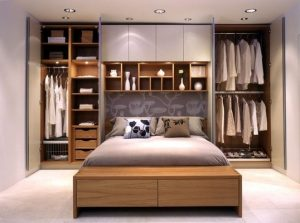 best wardrobe designing for home interior